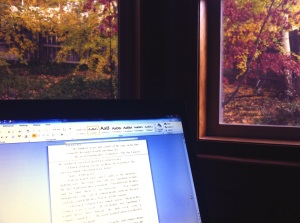 WritingInTheFall