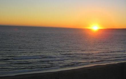 Sunset on SunsetBeach