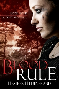 Blood Rule Cover