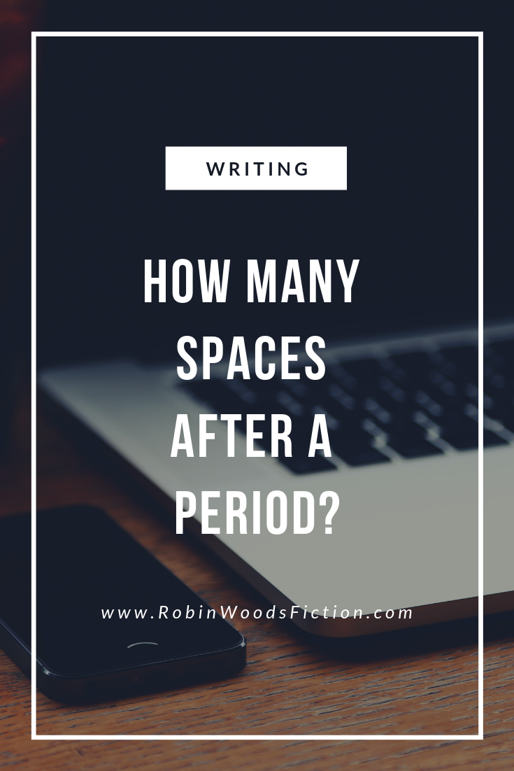 How Many Spaces After A Period