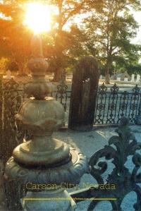 Carson City Grave