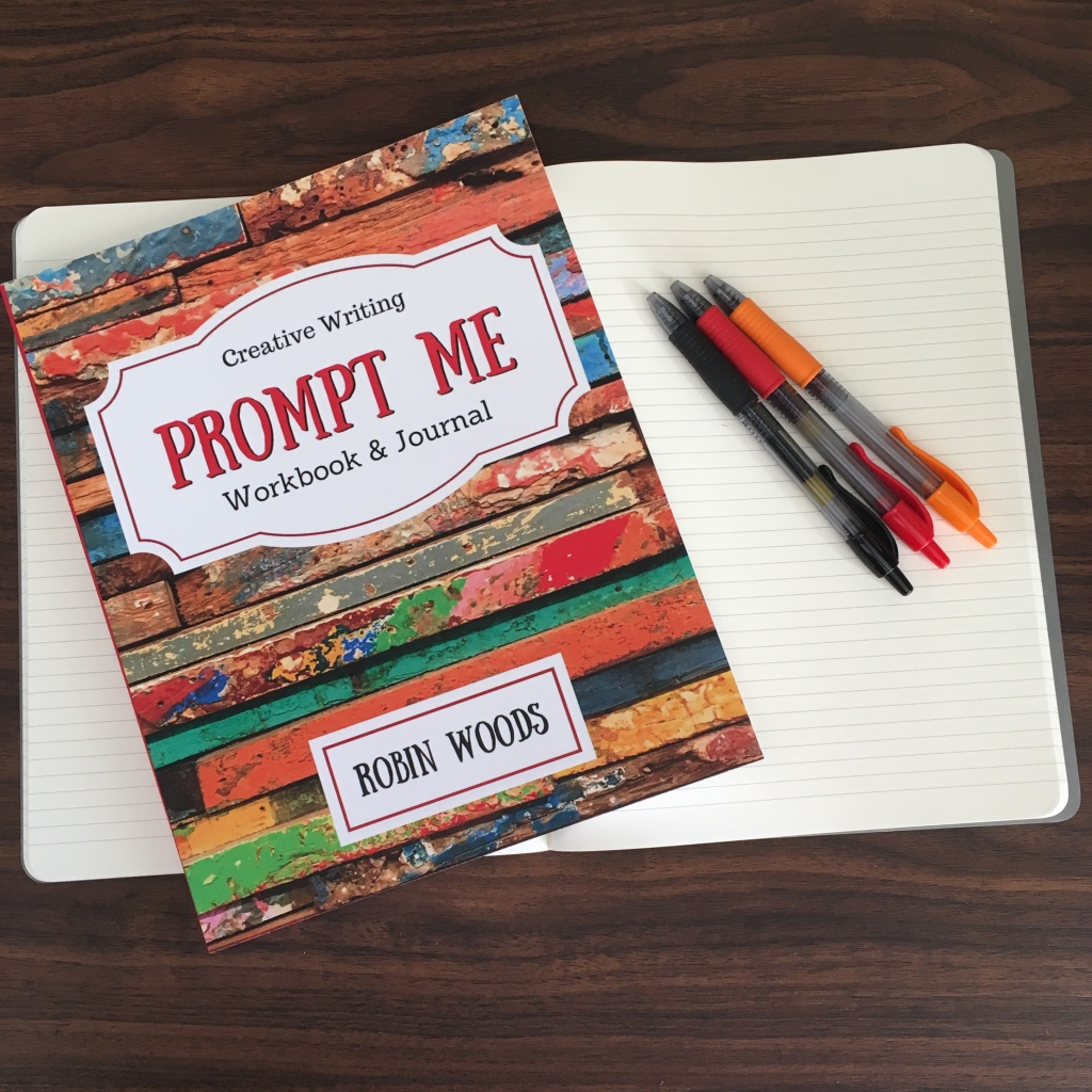 Amazon Bestselling Prompt Me by Robin Woods | www.RobinWoodsFiction.com