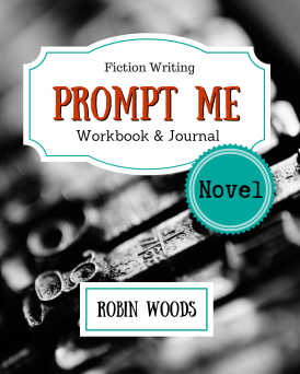 Prompt Me Novel Front Cover